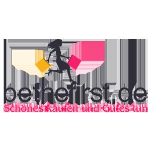 Logo bethefirst.de
