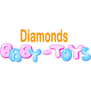 Logo diamonds-baby-toys