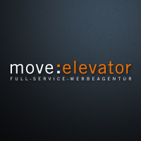 Logo move-elevator
