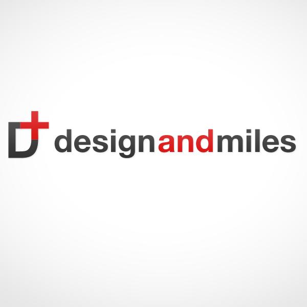 Logo designandmiles.de