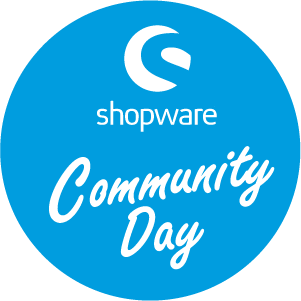 Logo Shopware Community Day