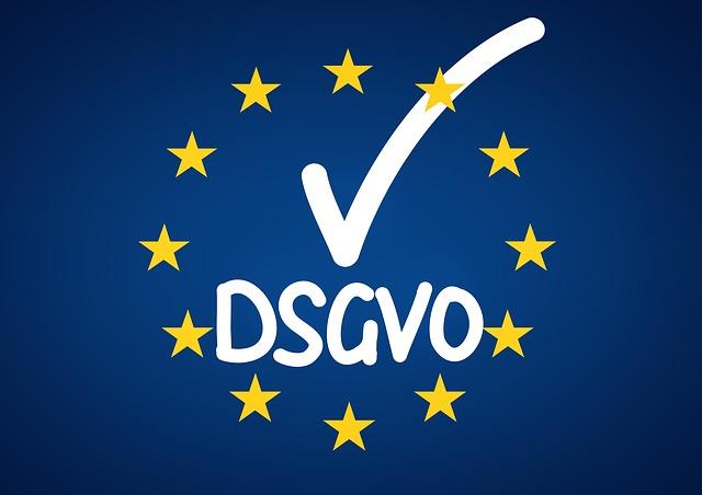 DSGVO - abgehakt